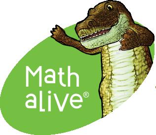 Math alive - Supplemental Math Program for early education kindergarten