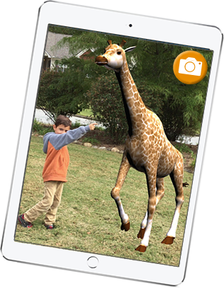 learn abc's workbook with augmented reality and free mobile app