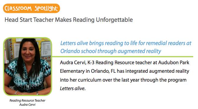 Head Start Supplemental Reading Curriculum