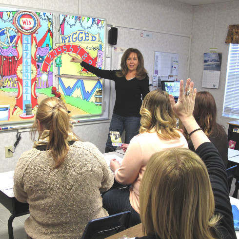 alive studios teacher training