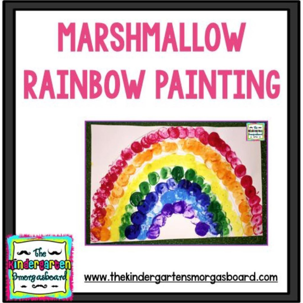 Over the Rainbow How adorable and creative is this funhellip