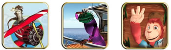 3D interactive stories for kids