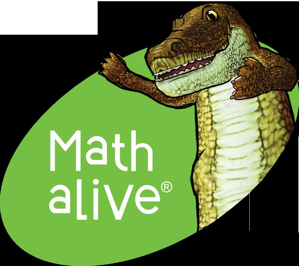 Math alive