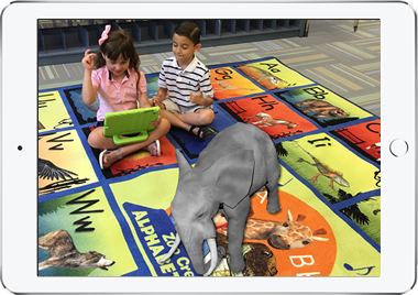 Augmented Reality Children's Books