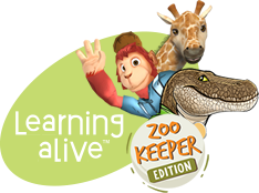 Learning alive Zoo Keeper
