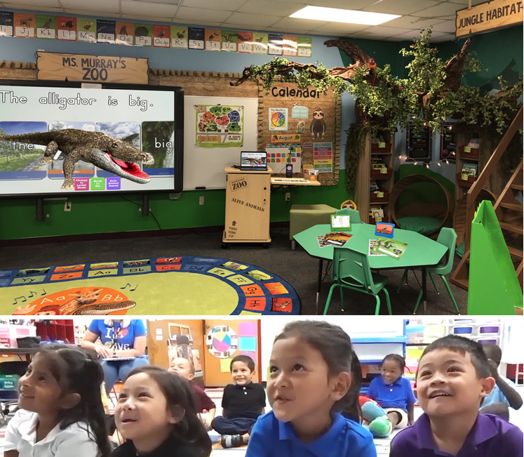 supplemental early literacy engagement