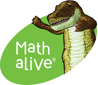 Math alive - Supplemental Math Program for early education kindergarten