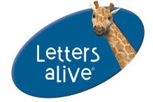Letters alive augmented reality in education