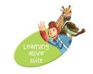 Learning alive logo
