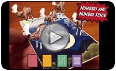 Math alive video of augmented reality in education