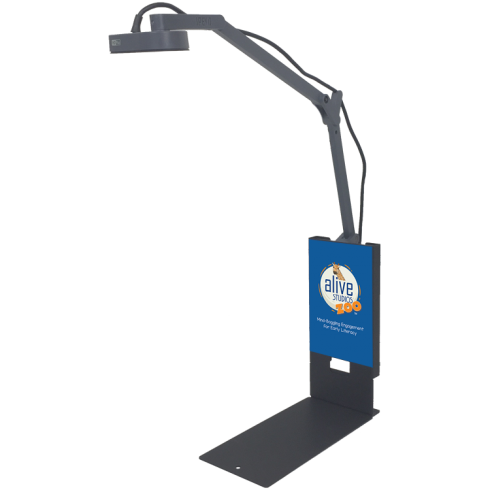 document camera for remote learning early reading and math