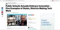 Huffington Post - Making Tech Work
