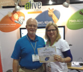 ISTE 2015 winner of Letters alive