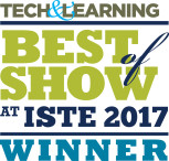 ISTE Best in Show - Augmented Reality