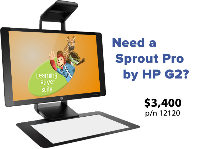 Sprout Pro for Early Education