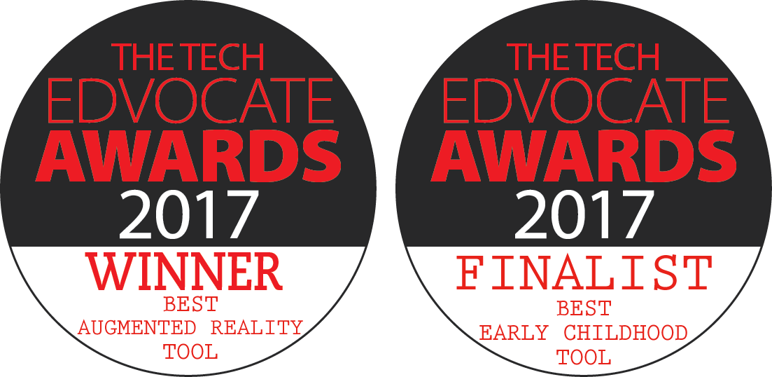 edvocate award for best augmented reality tool