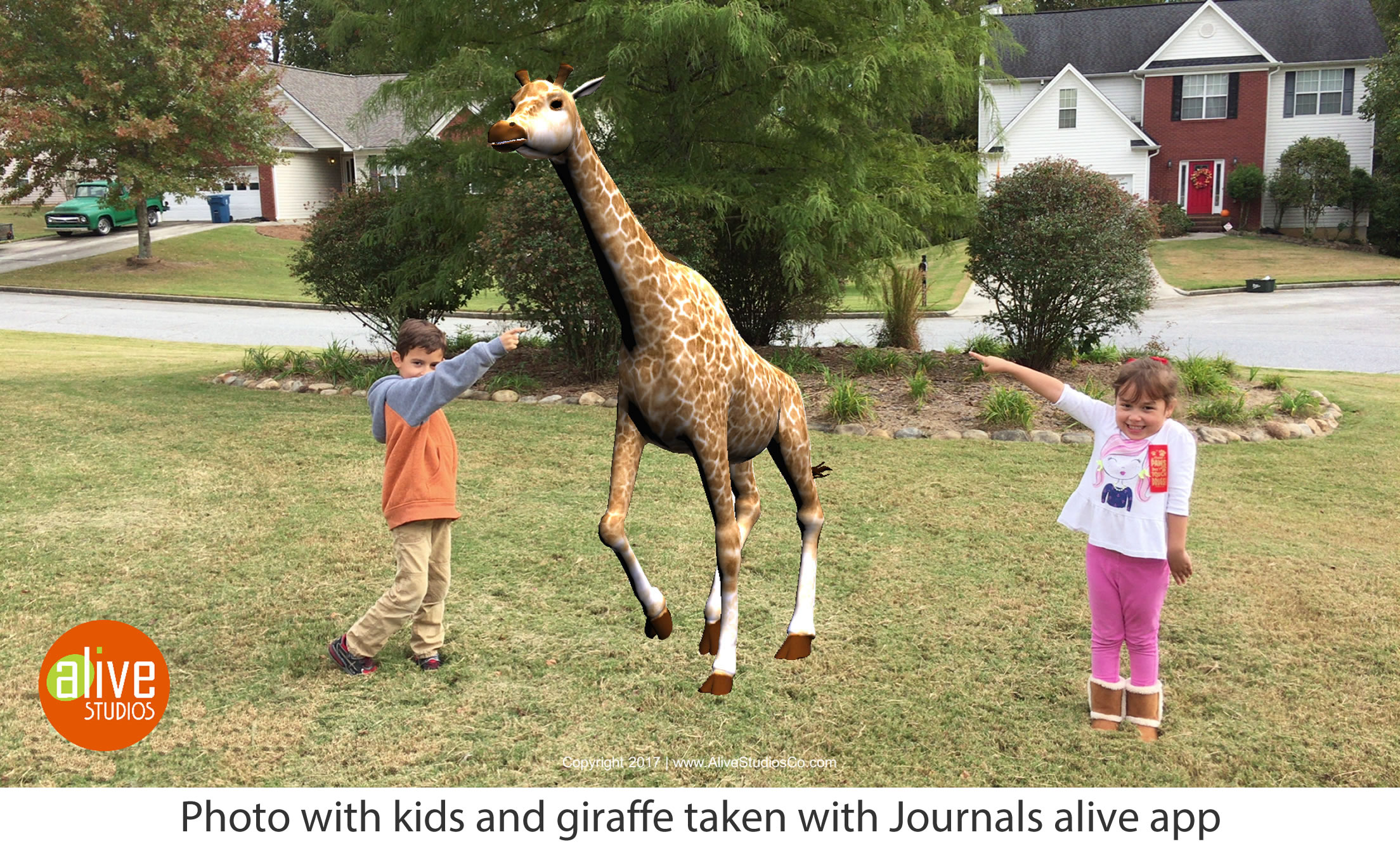 augmented reality mobile app for learning abc's