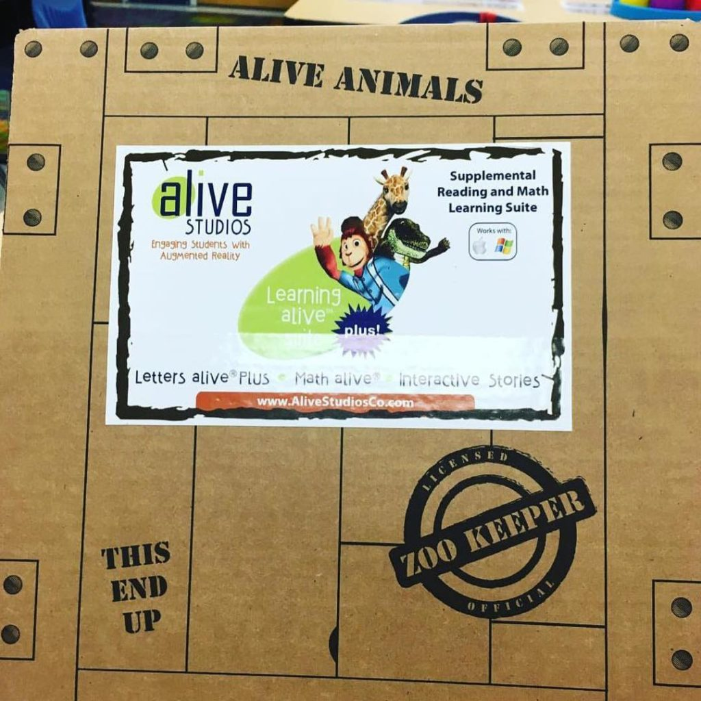 Its here alivestudiosk12  kindergartencraze Let the fun begin! AliveStudiosK12hellip