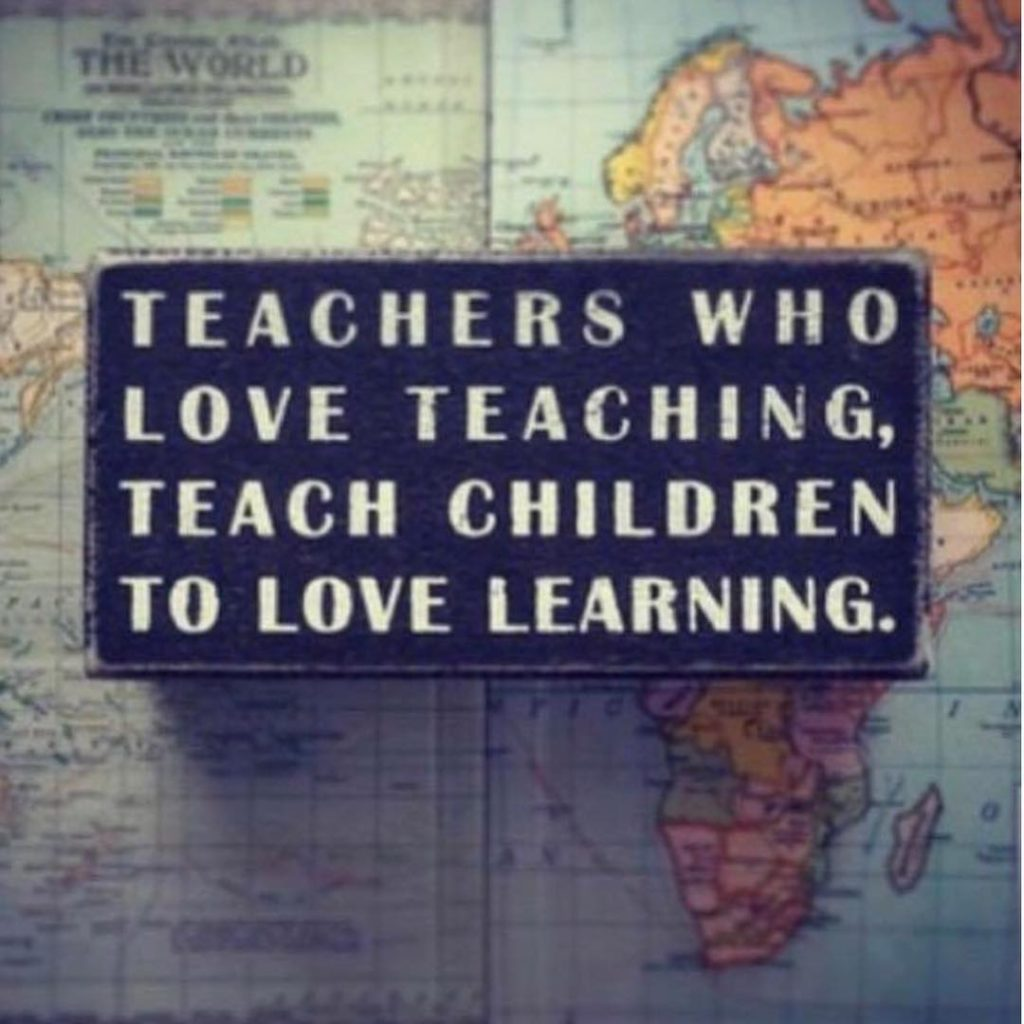 True Statement isnt it?! Tag a passionate teacher below!! AliveStudiosK12hellip