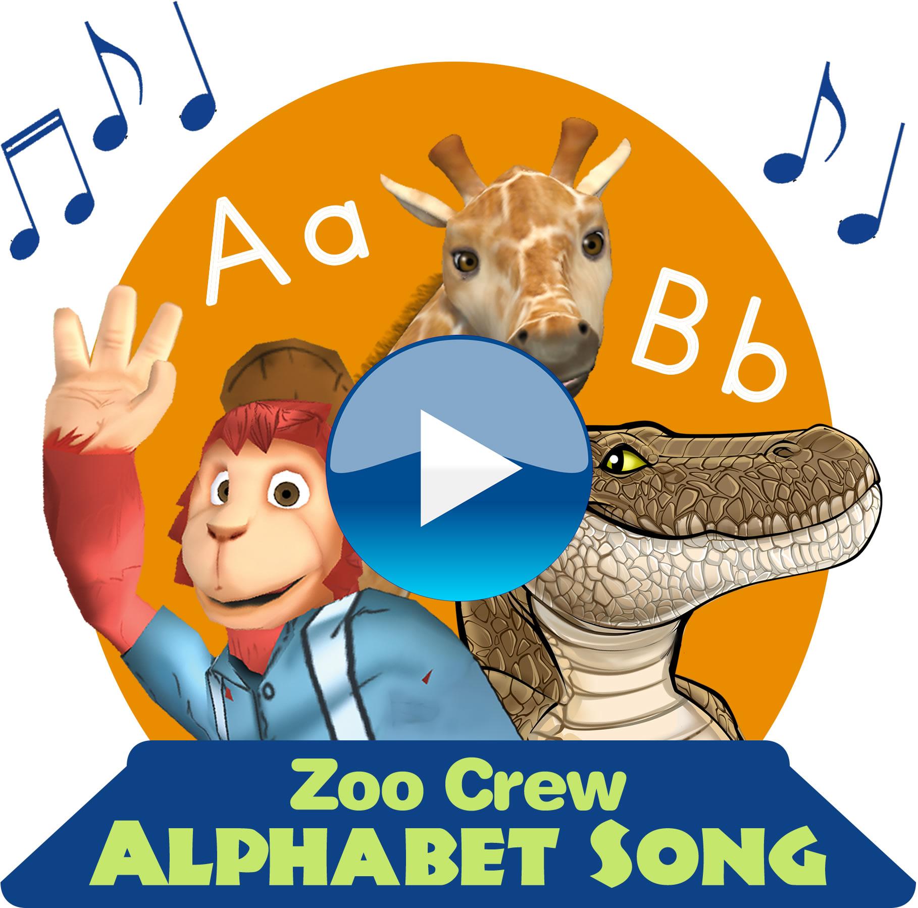 Zoo Crew Alphabet Song