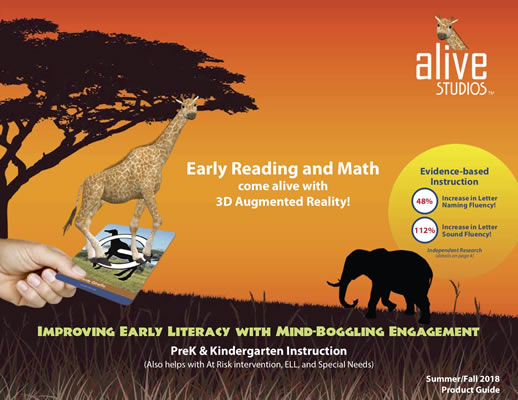 Supplemental Reading and Math Program - Evidence Based Research Curriculum - Early Childhood Education