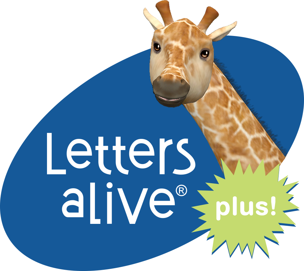 Letters alive Plus