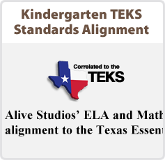 TEKS match ELA and Math